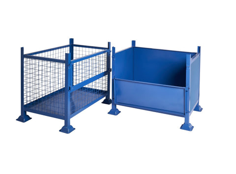 half drop side stillages