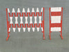 heavy duty flexible trellis barrier
