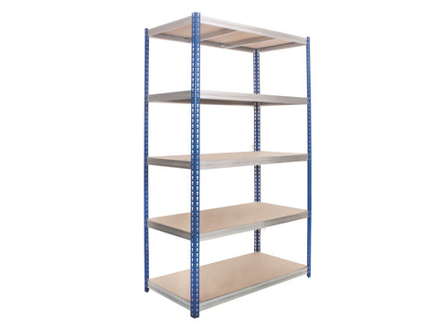 Heavy-Load Metal Shelving