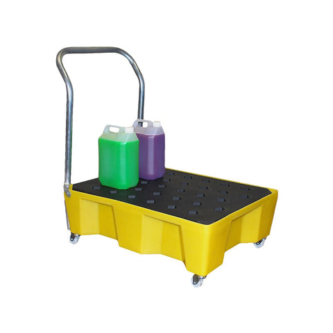Bunded trolley example