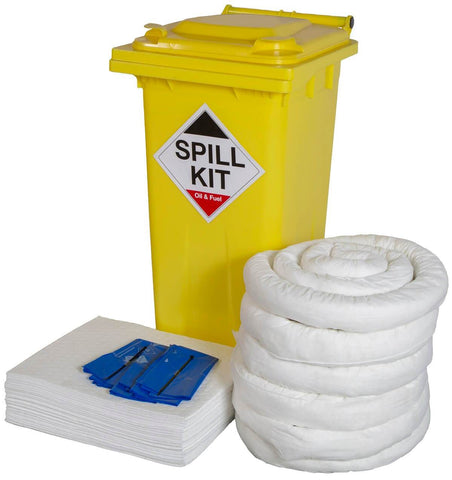 120 Litre Oil Spill Kit