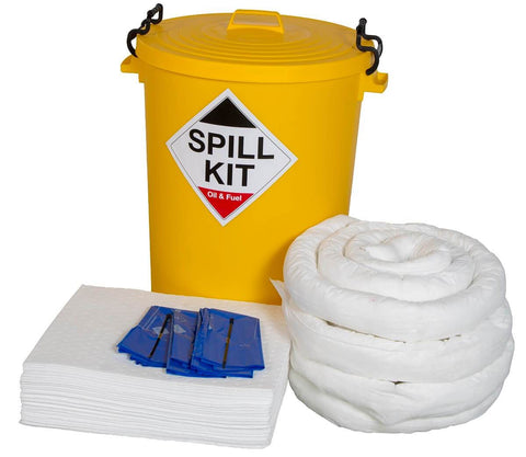 90 Litre Oil Spill Kit