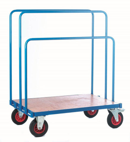 Adjustable Plywood Board Trolley