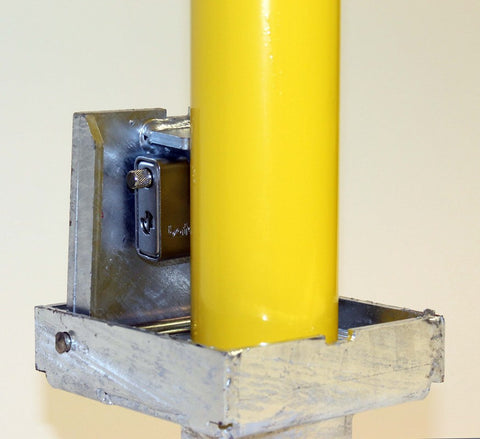 Removable Parking Post - High Security Lock