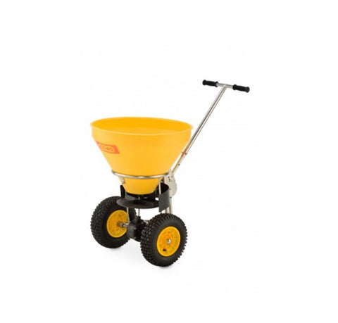 Push-Along Grit / Salt Speader 50L Capacity