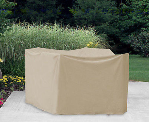 "Patio Furniture Covers Waterproof Rectangular Bar Table&Chairs (108""L,60""W,40""H)"