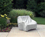 "Patio Furniture Covers Outdoor Waterproof 2 Seat Glider (31""L,54""W,35""H)"