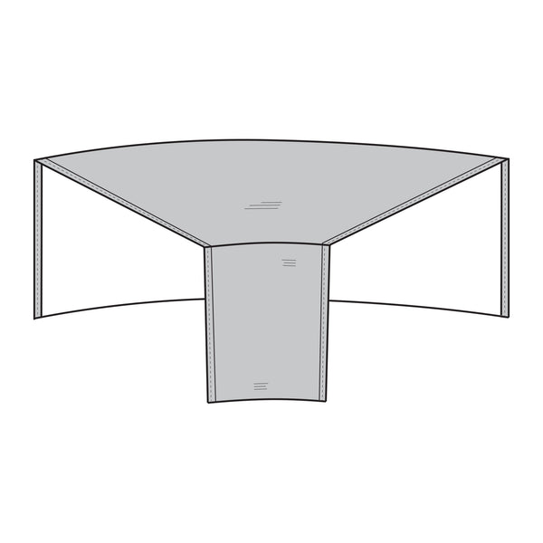 Sectional Cover - Wedge