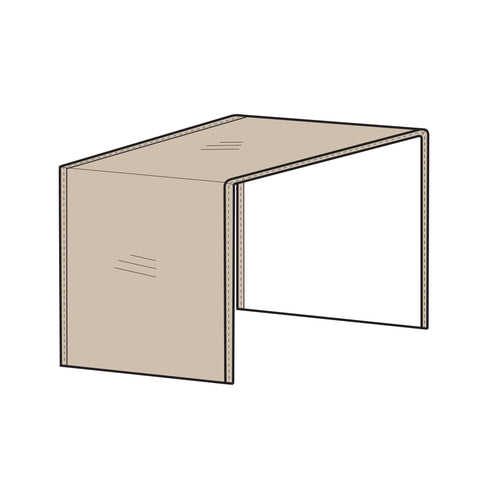 Sectional Cover - Armless Center