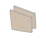 Sectional Cover - End Panel