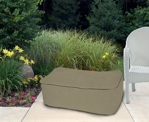 Patio 4-6 Chaise Lounge Cushion Storage Bag