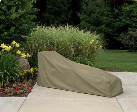 "Chaise Lounge Cover (29"" W x 77"" L 30"" H)"