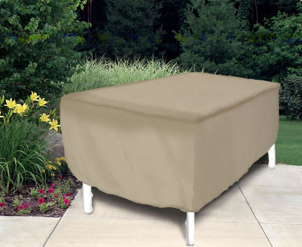 "Oval/Rectangular Table Cover (72"" to 76"" L)"