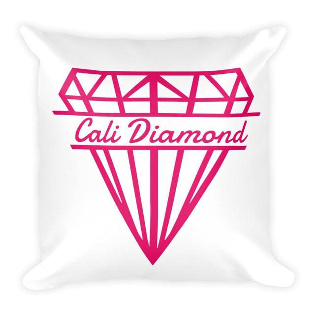 Cali Diamond Square Pillow - Cali Diamond