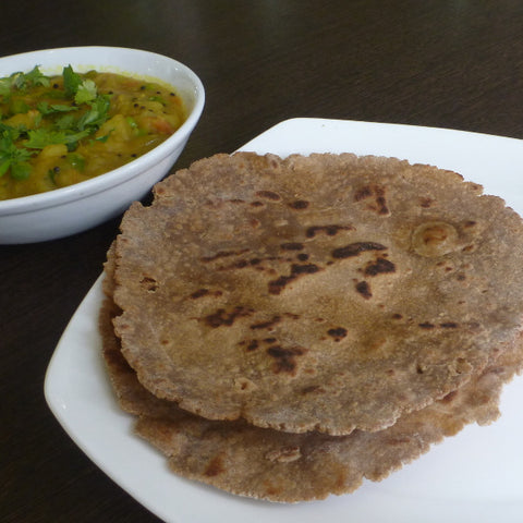 Multi Millet Roti Mix - Kaulige Foods - 1