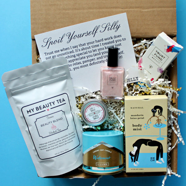Spoil Yourself Silly , Gift Parcel - Parcelly, Parcelly - 1