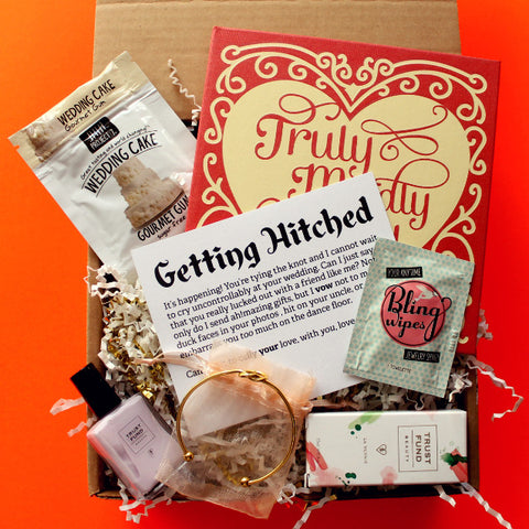 Getting Hitched , Gift Parcel - Parcelly, Parcelly - 1