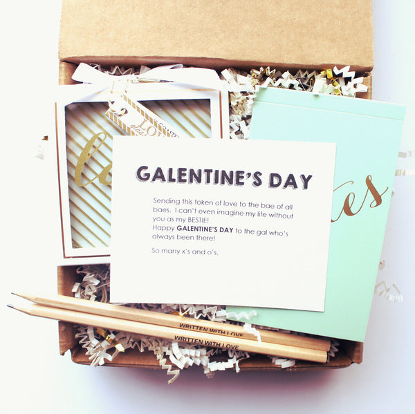 Galentine's Day , Gift Parcel - Parcelly, Parcelly - 1