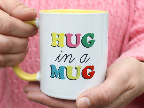 Hug in a Mug | Happy Muggin'™ Collection