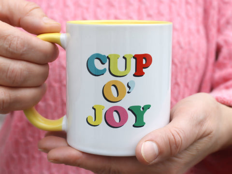 Cup o' Joy | Happy Muggin'™ Collection