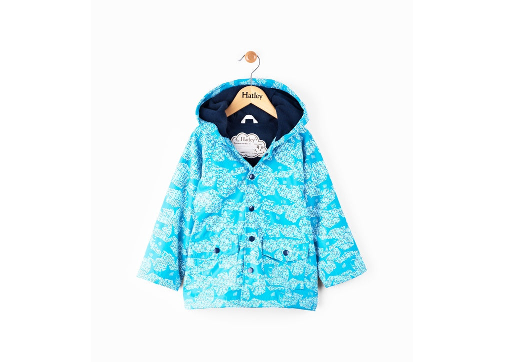 Hatley Shark Alley Classic Raincoat