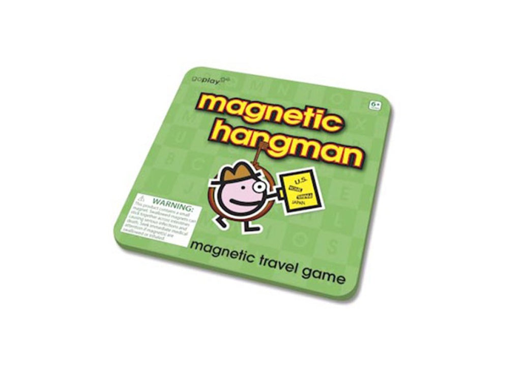 TS Magnetic Travel Games Hangman
