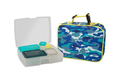 BE Complete Lunch Box Set