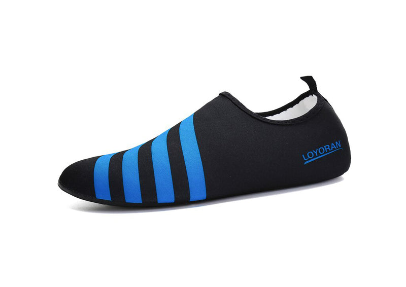 (Final Sale) Loyoran Striped Water Shoes