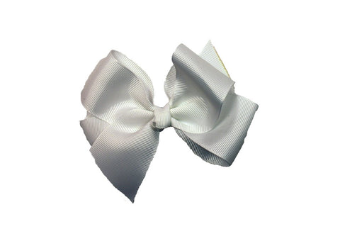 MO Hair Clip With 10.5 CM Grosgrain Bow