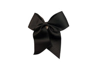 MO Hair Clip With 10 CM Grosgrain Bow