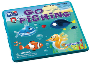 (Final Sale) PM Magnetic Travel Games Fishing