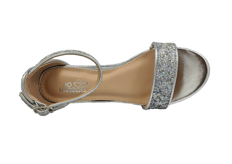 (Final Sale) Jolene Glitter Sandal