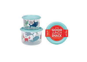 Good Lunch 2 pack Snack Box Set