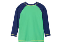 (Final Sale) Hatley Rambunctious Reptiles Long Sleeve Rashguard