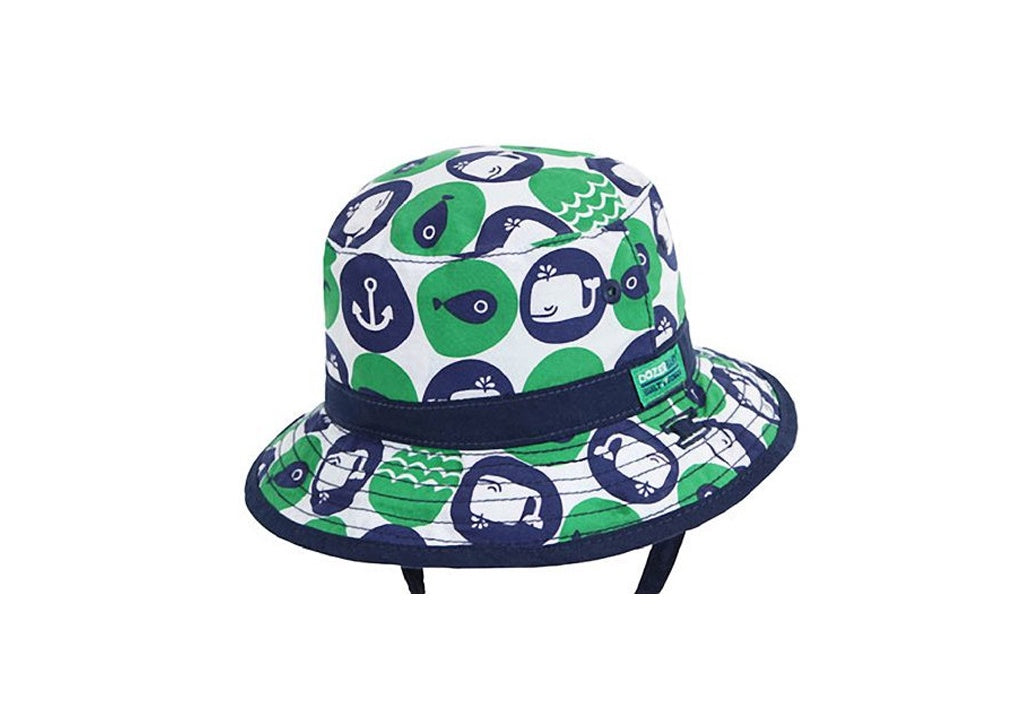 Dozer Whaley Baby Bucket Hat