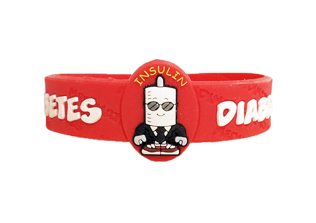 AM Diabetes Allergy Bracelet