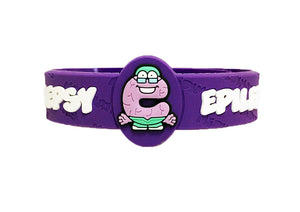AM Epilepsy Allergy Bracelet