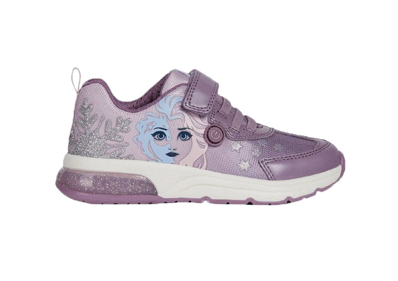Geox Jr. Spaceclub Girl Velcro