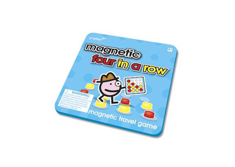 TS Magnetic Travel Games 4 in a row