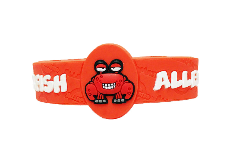 AM Shellfish Allergy Bracelet