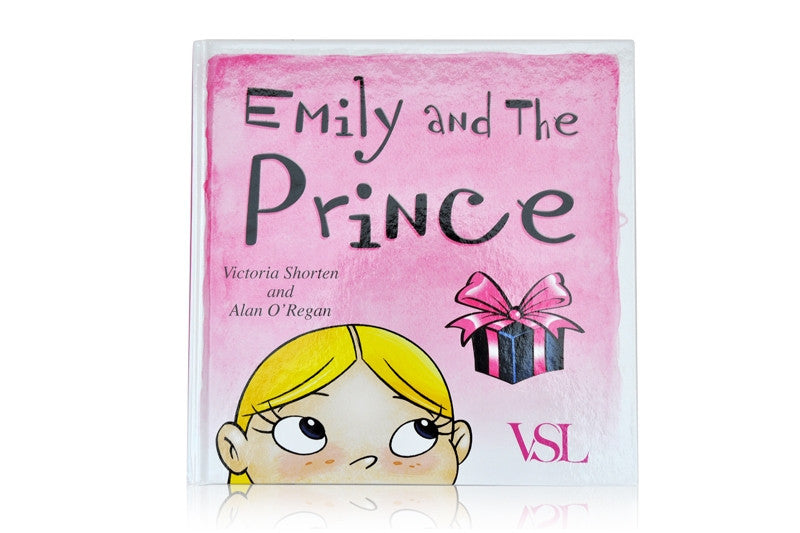 Children's Storybook 'Emily and The Prince'.