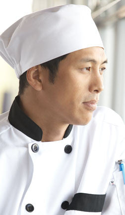 Chef Beanie - White - The Chef Hat