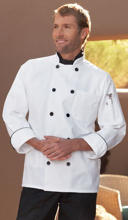 Madrid Chef Coat by Uncommon Threads™ - The Chef Hat