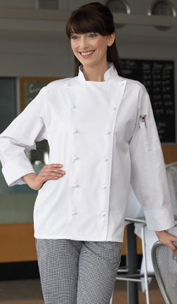 Mirage Chef Coat by Uncommon Threads™ - The Chef Hat