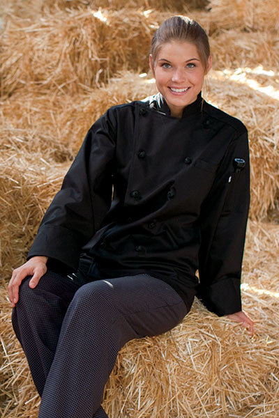 Executive Chef Coat by Uncommon Threads™ - The Chef Hat - 3