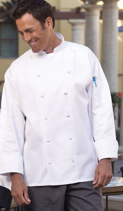 Palermo Chef Coat by Uncommon Threads™ - The Chef Hat