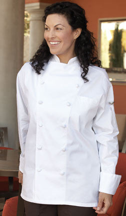 Master Chef Coat by Uncommon Threads™ - The Chef Hat - 1