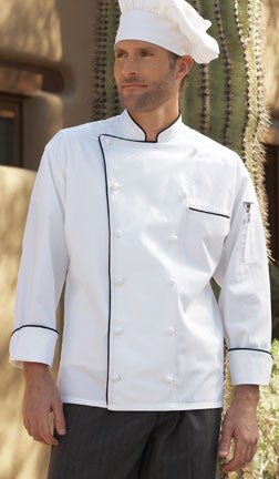 Versailles Chef Coat by Uncommon Threads™ - The Chef Hat - 1
