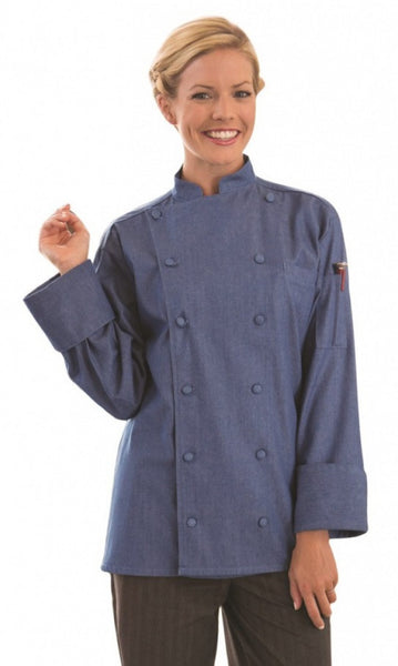 Santa Fe Chef Coat by Uncommon Threads™ - The Chef Hat - 2