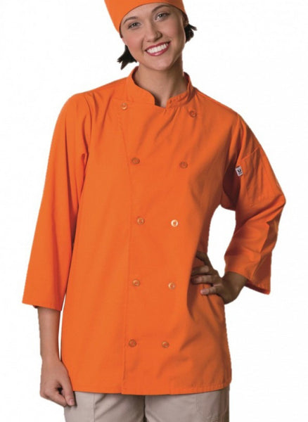 Epic 3/4 Sleeve Chef Shirt - The Chef Hat - 2